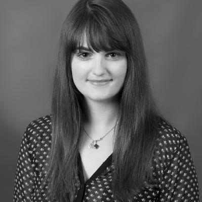 Alexandra Malinovsa s bw